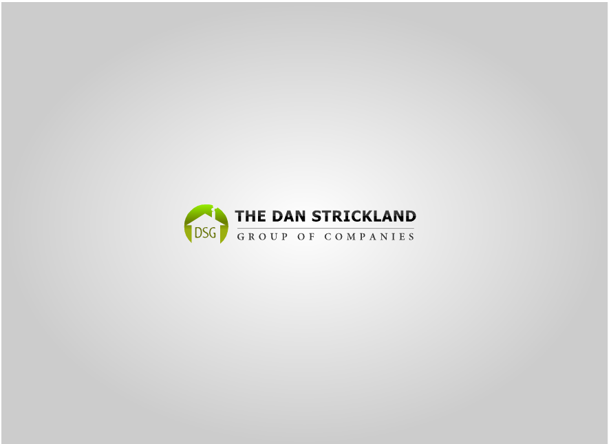 Logo Design by Tathastu Sharma - Entry No. 53 in the Logo Design Contest Creative Logo Design for The Dan Strickland Group.
