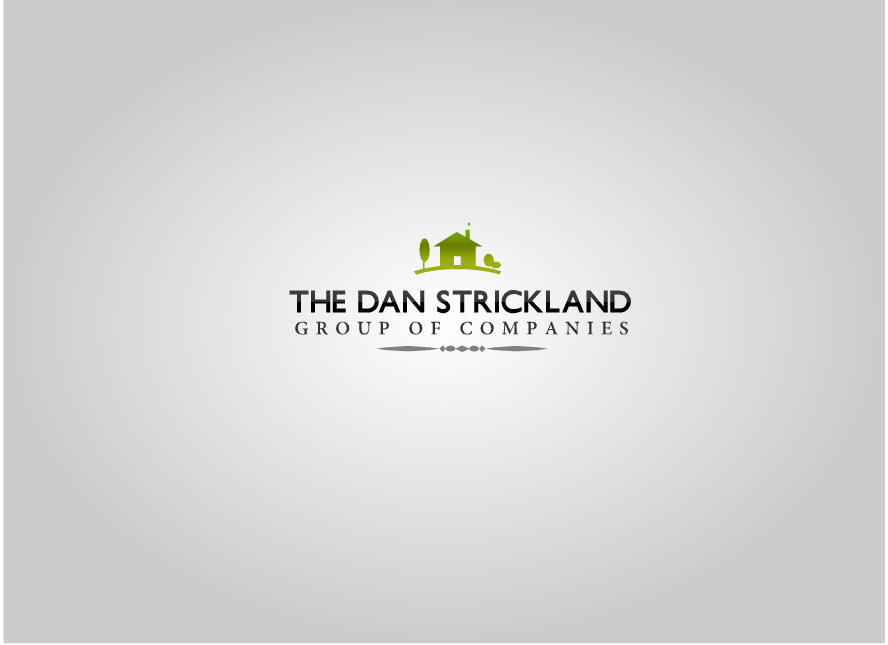 Logo Design by Tathastu Sharma - Entry No. 54 in the Logo Design Contest Creative Logo Design for The Dan Strickland Group.