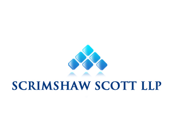 Logo Design by Crystal Desizns - Entry No. 16 in the Logo Design Contest Creative Logo Design for Scrimshaw Scott LLP.