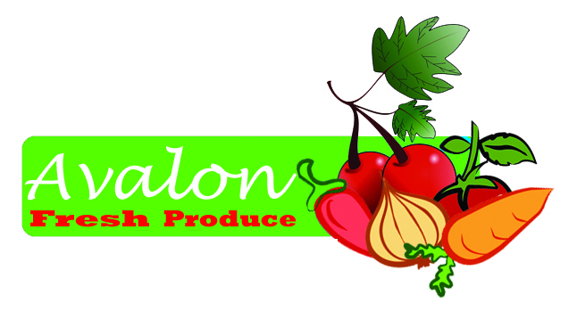 Logo Design by Ravi Medaraboina - Entry No. 46 in the Logo Design Contest Unique Logo Design Wanted for Avalon Fresh Produce.