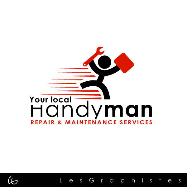Logo Design by Les-Graphistes - Entry No. 16 in the Logo Design Contest YourLocalHandyman.