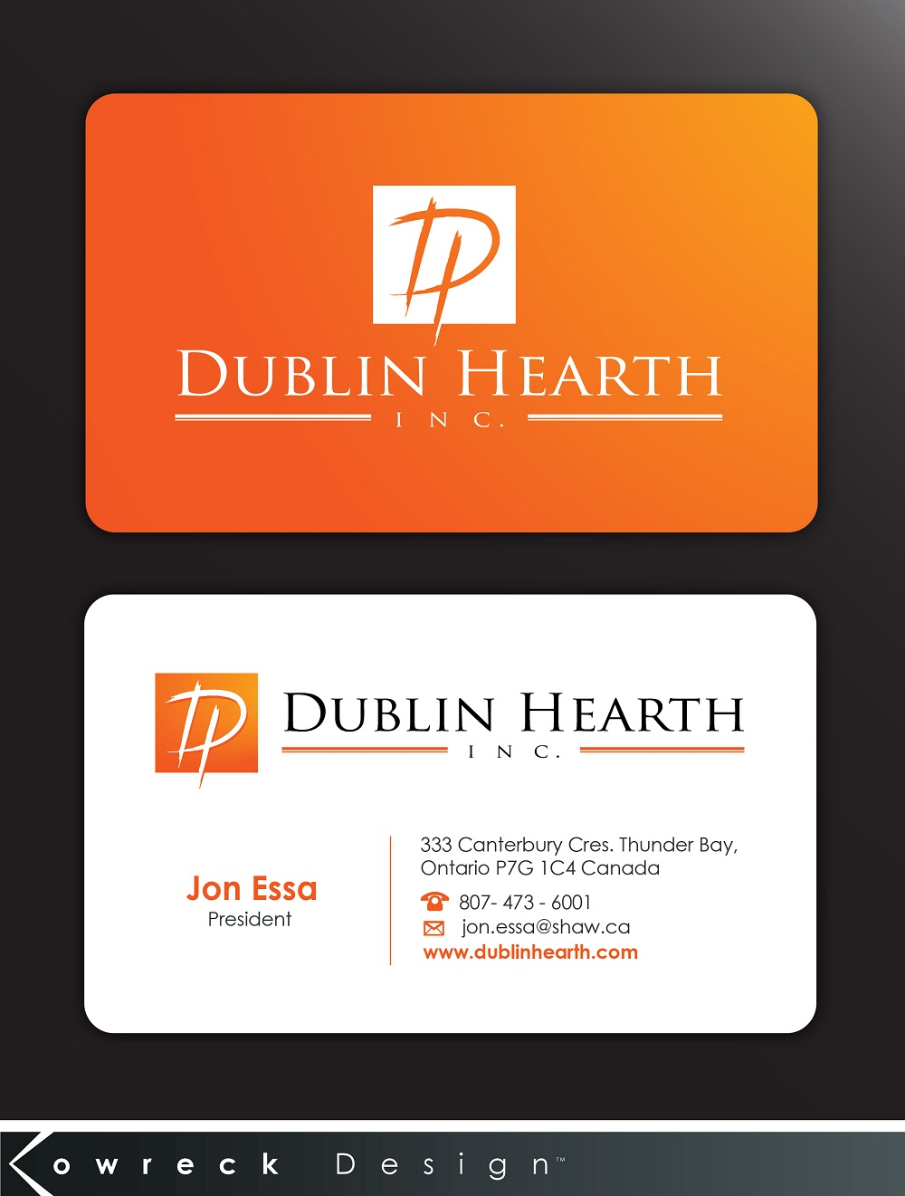 Business card design contests business card and for Business design consultant