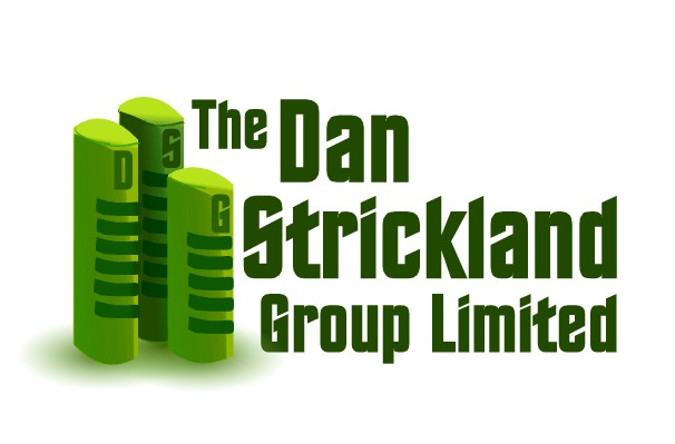Logo Design by Ismail Adhi Wibowo - Entry No. 62 in the Logo Design Contest Creative Logo Design for The Dan Strickland Group.
