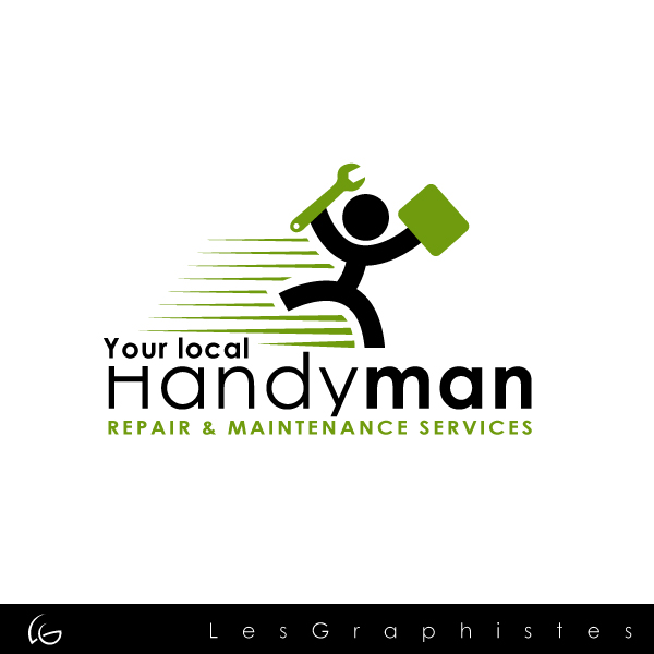 Logo Design by Les-Graphistes - Entry No. 18 in the Logo Design Contest YourLocalHandyman.