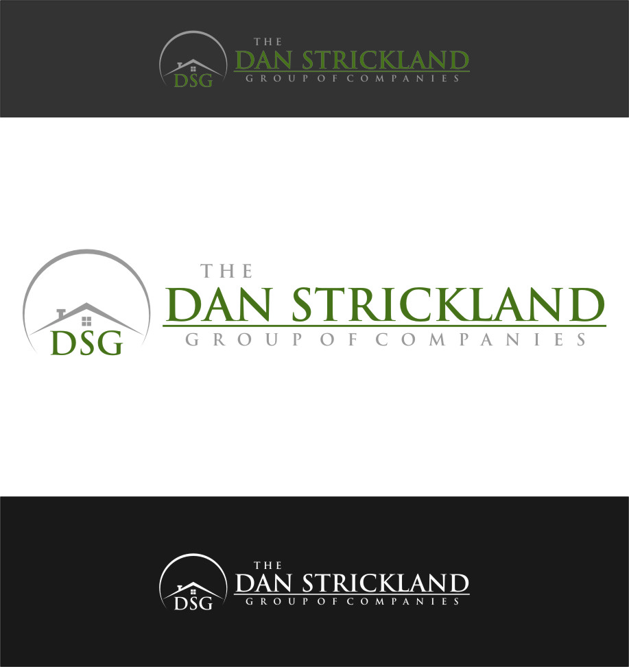 Logo Design by RasYa Muhammad Athaya - Entry No. 66 in the Logo Design Contest Creative Logo Design for The Dan Strickland Group.