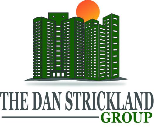 Logo Design by lde05 - Entry No. 73 in the Logo Design Contest Creative Logo Design for The Dan Strickland Group.