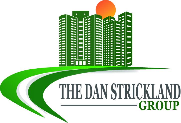 Logo Design by lde05 - Entry No. 74 in the Logo Design Contest Creative Logo Design for The Dan Strickland Group.