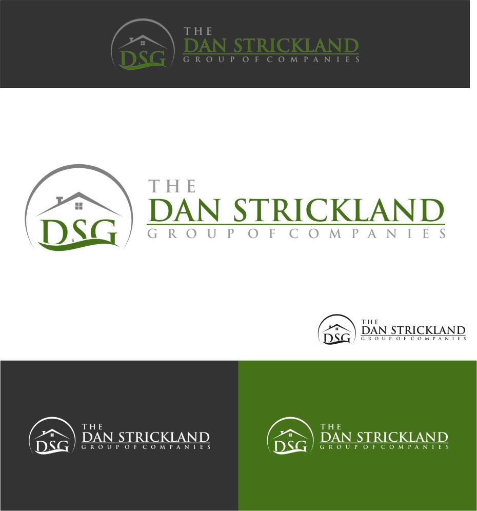 Logo Design by RasYa Muhammad Athaya - Entry No. 75 in the Logo Design Contest Creative Logo Design for The Dan Strickland Group.