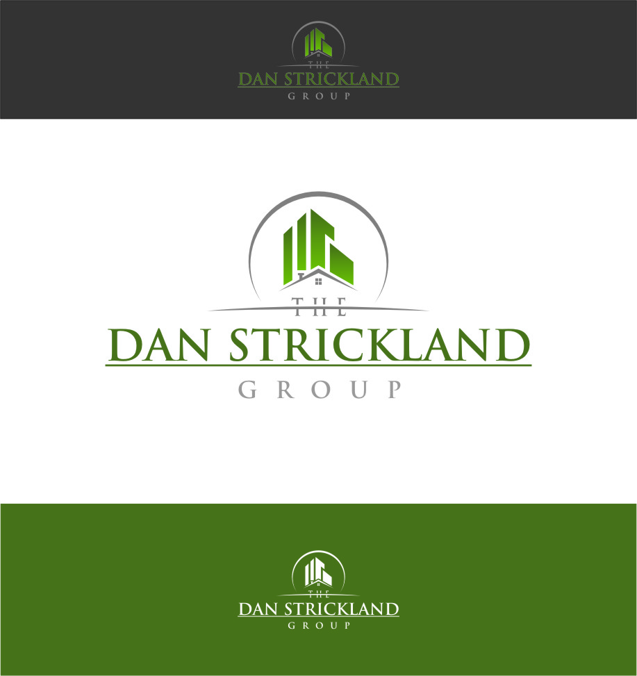 Logo Design by RasYa Muhammad Athaya - Entry No. 76 in the Logo Design Contest Creative Logo Design for The Dan Strickland Group.