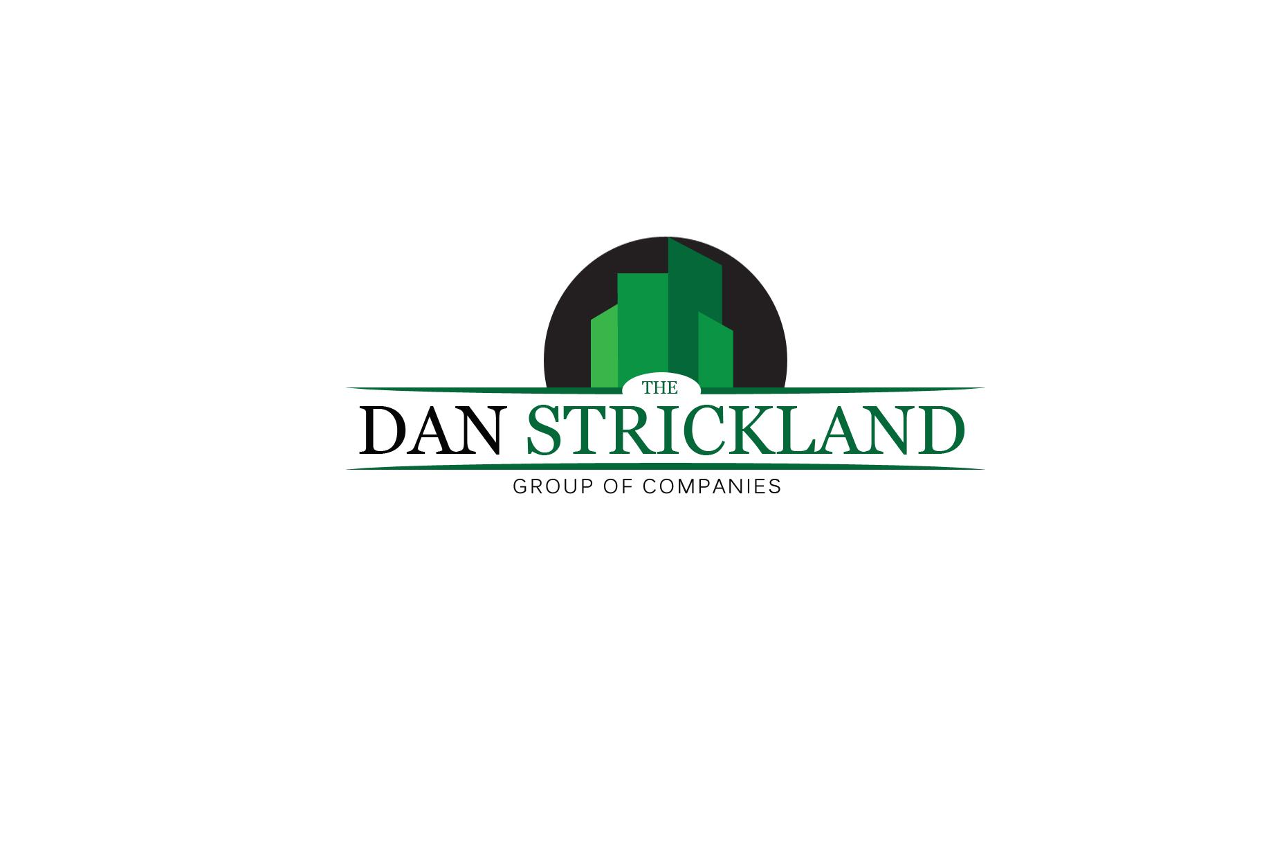 Logo Design by Jan Chua - Entry No. 77 in the Logo Design Contest Creative Logo Design for The Dan Strickland Group.