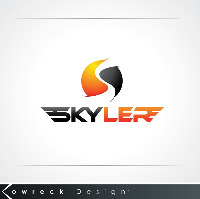 Logo Design by kowreck - Entry No. 177 in the Logo Design Contest Artistic Logo Design for Skyler.Asia.