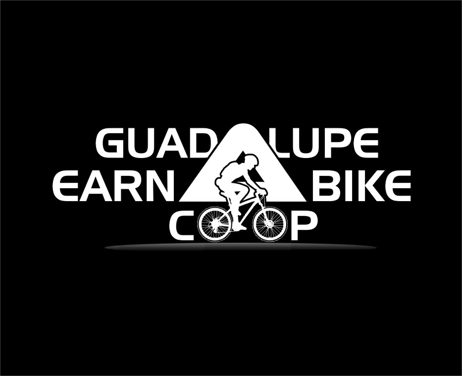 Logo Design by RasYa Muhammad Athaya - Entry No. 4 in the Logo Design Contest Inspiring Logo Design for Guadalupe Earn a Bike Coop..