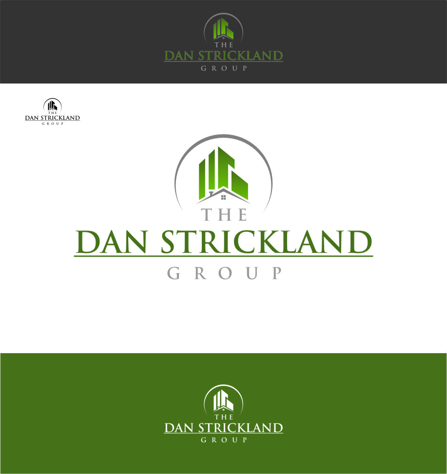 Logo Design by Ngepet_art - Entry No. 79 in the Logo Design Contest Creative Logo Design for The Dan Strickland Group.
