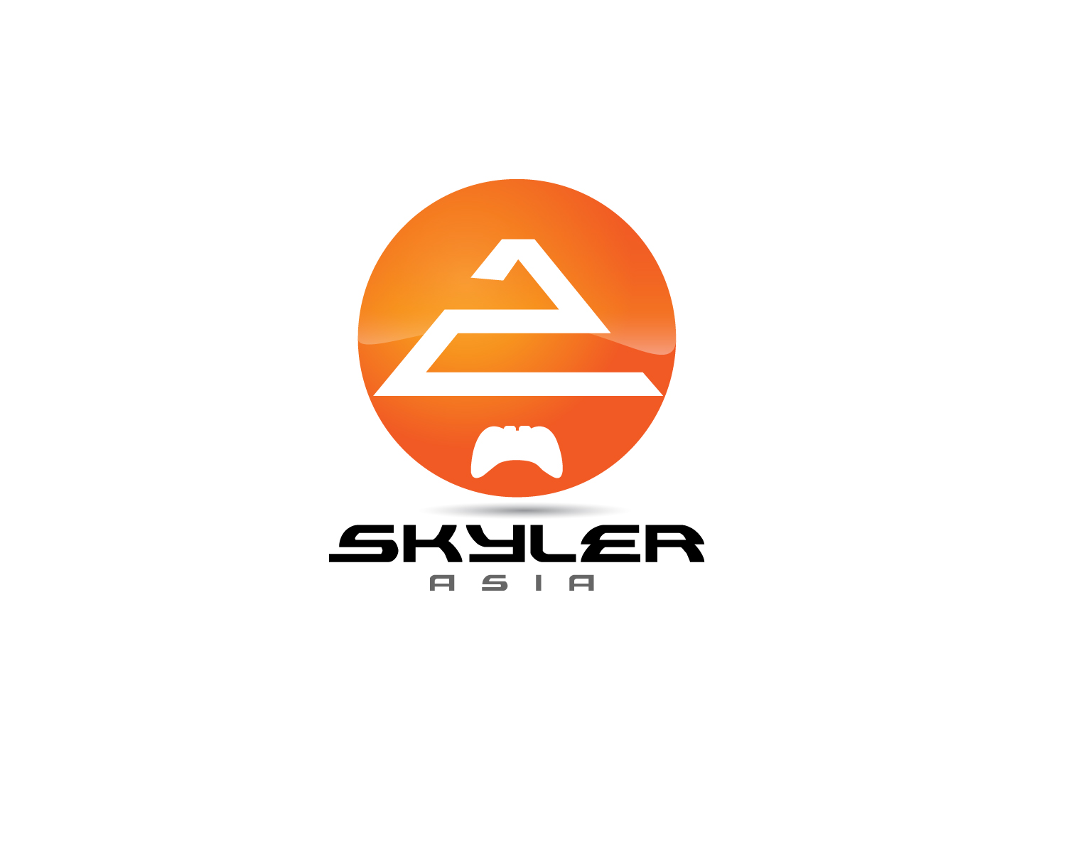 Logo Design by Jagdeep Singh - Entry No. 181 in the Logo Design Contest Artistic Logo Design for Skyler.Asia.