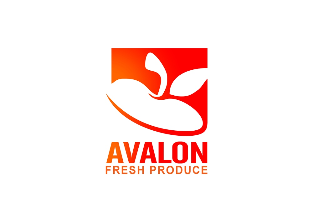 Logo Design by Respati Himawan - Entry No. 57 in the Logo Design Contest Unique Logo Design Wanted for Avalon Fresh Produce.