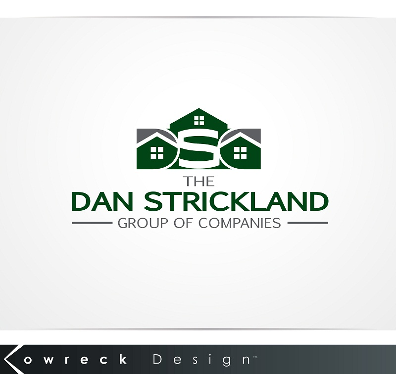 Logo Design by kowreck - Entry No. 82 in the Logo Design Contest Creative Logo Design for The Dan Strickland Group.