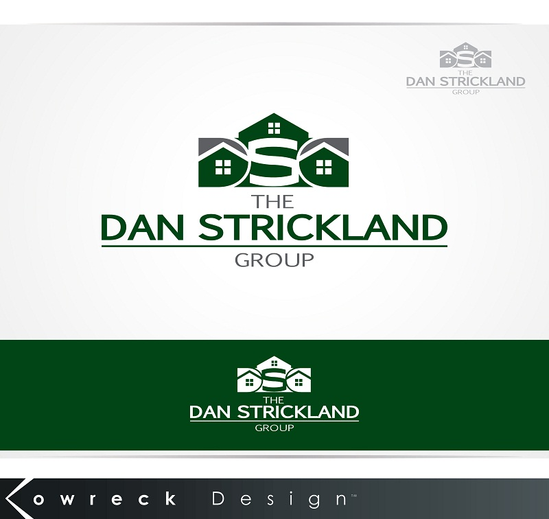 Logo Design by kowreck - Entry No. 87 in the Logo Design Contest Creative Logo Design for The Dan Strickland Group.