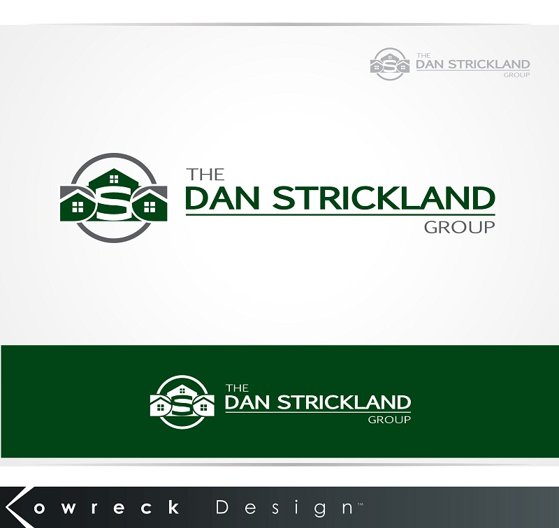Logo Design by kowreck - Entry No. 88 in the Logo Design Contest Creative Logo Design for The Dan Strickland Group.