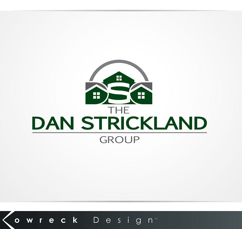 Logo Design by kowreck - Entry No. 90 in the Logo Design Contest Creative Logo Design for The Dan Strickland Group.