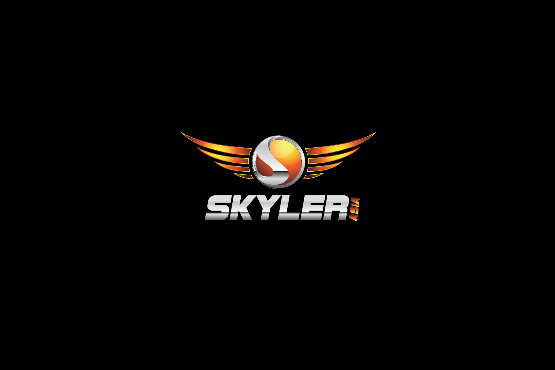 Logo Design by Private User - Entry No. 185 in the Logo Design Contest Artistic Logo Design for Skyler.Asia.