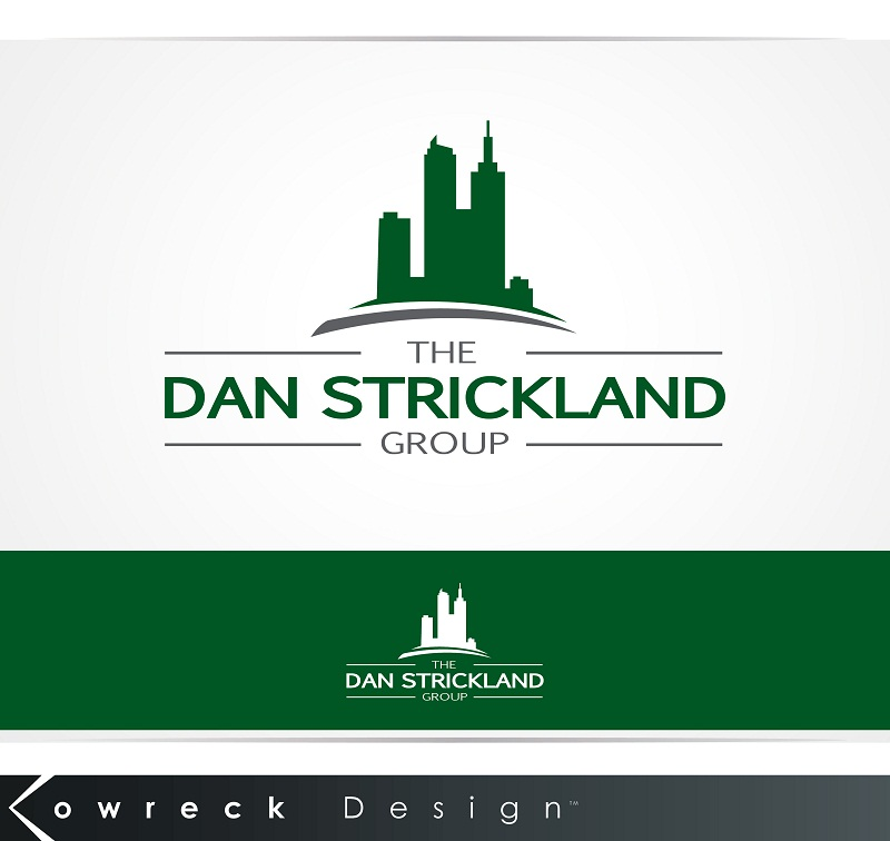 Logo Design by kowreck - Entry No. 91 in the Logo Design Contest Creative Logo Design for The Dan Strickland Group.