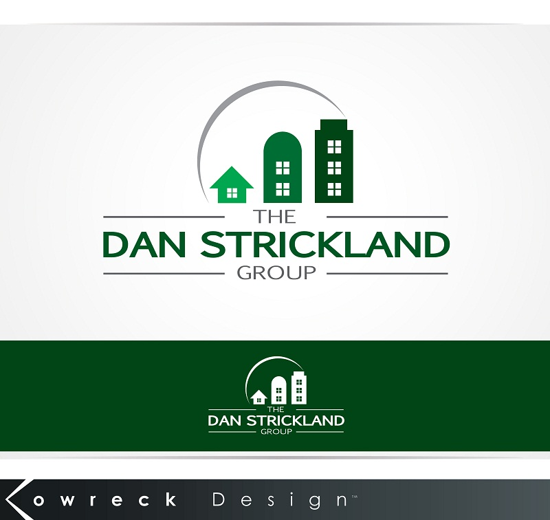 Logo Design by kowreck - Entry No. 93 in the Logo Design Contest Creative Logo Design for The Dan Strickland Group.