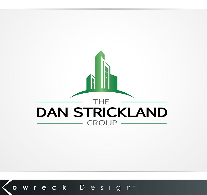 Logo Design by kowreck - Entry No. 94 in the Logo Design Contest Creative Logo Design for The Dan Strickland Group.