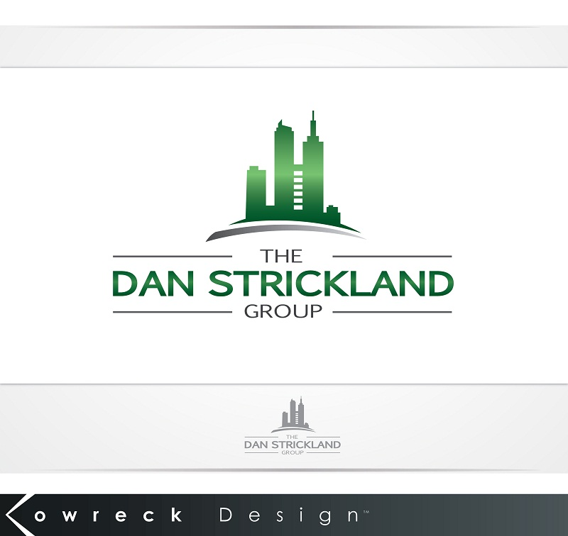 Logo Design by kowreck - Entry No. 97 in the Logo Design Contest Creative Logo Design for The Dan Strickland Group.