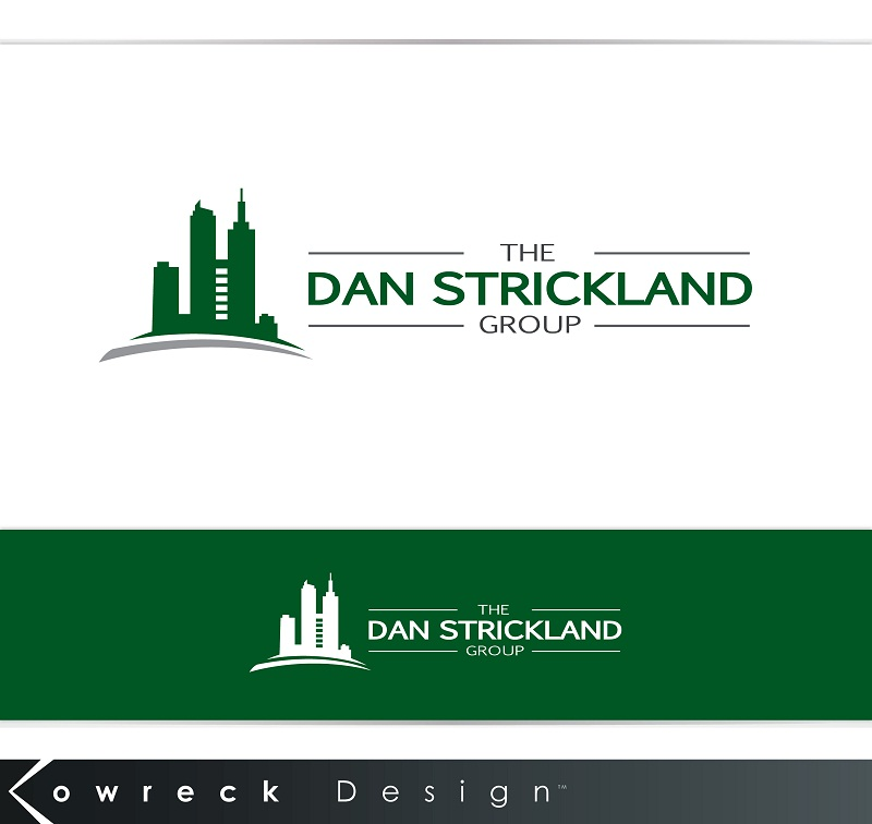 Logo Design by kowreck - Entry No. 100 in the Logo Design Contest Creative Logo Design for The Dan Strickland Group.
