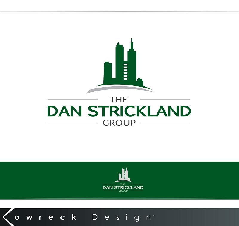 Logo Design by kowreck - Entry No. 102 in the Logo Design Contest Creative Logo Design for The Dan Strickland Group.