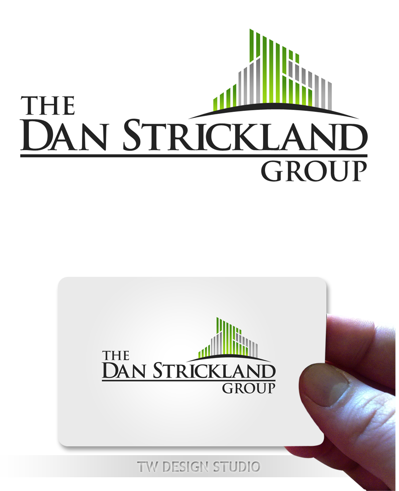 Logo Design by Private User - Entry No. 103 in the Logo Design Contest Creative Logo Design for The Dan Strickland Group.