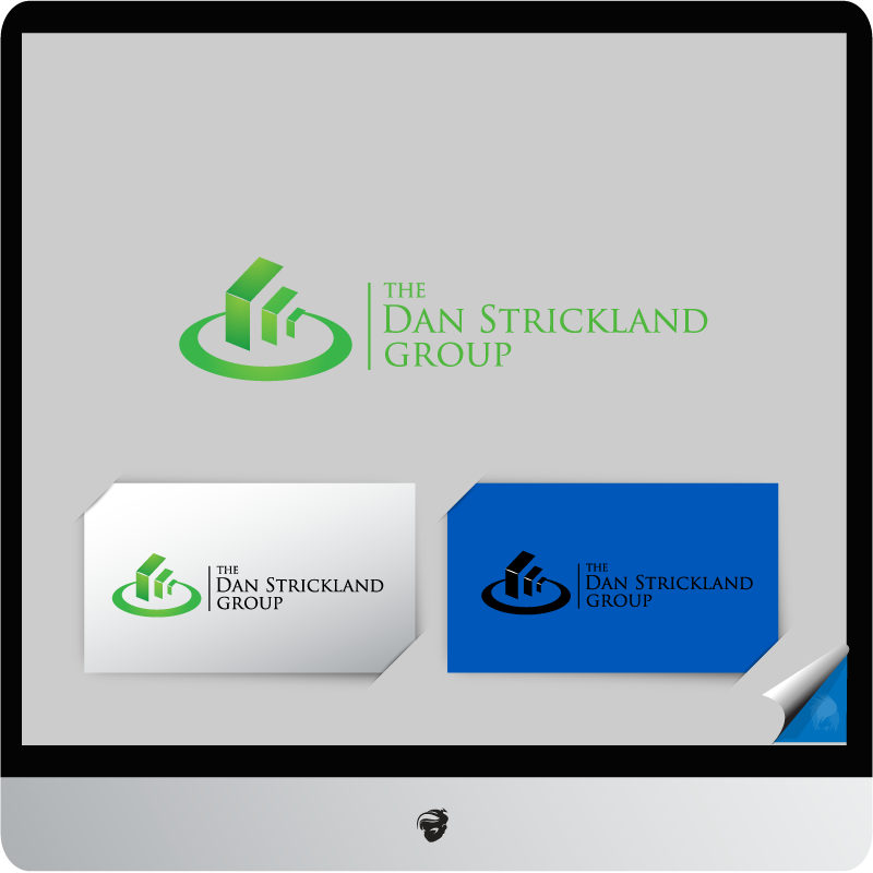 Logo Design by zesthar - Entry No. 106 in the Logo Design Contest Creative Logo Design for The Dan Strickland Group.