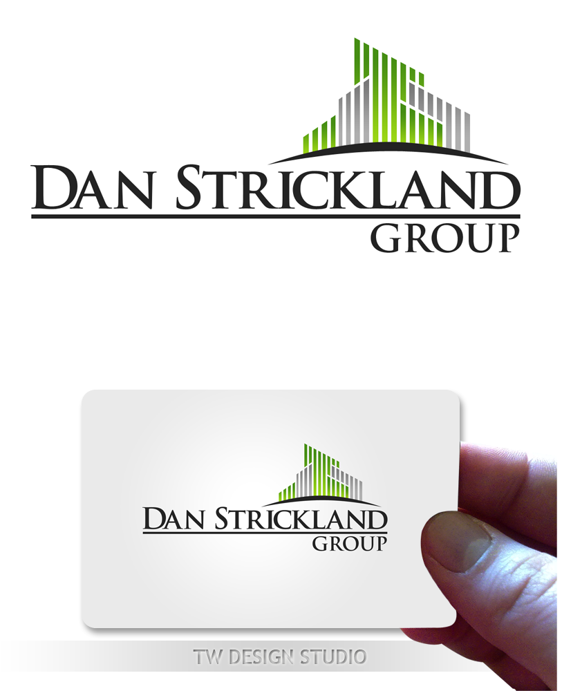 Logo Design by Private User - Entry No. 114 in the Logo Design Contest Creative Logo Design for The Dan Strickland Group.