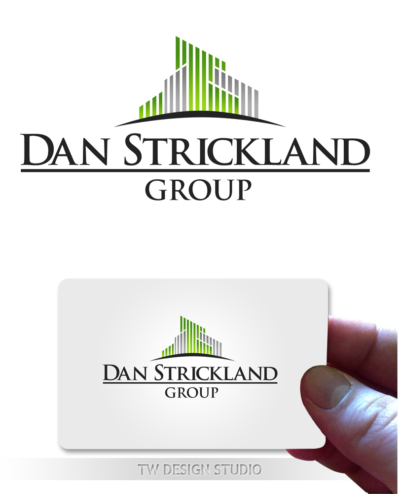 Logo Design by Private User - Entry No. 115 in the Logo Design Contest Creative Logo Design for The Dan Strickland Group.