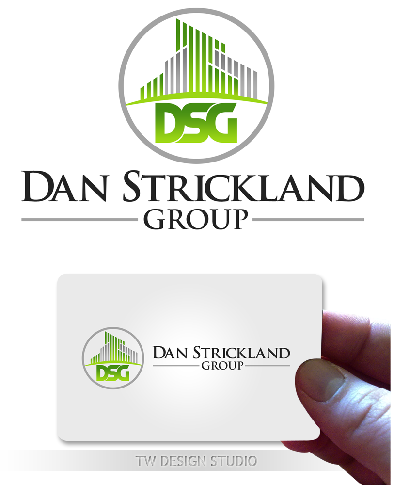 Logo Design by Private User - Entry No. 119 in the Logo Design Contest Creative Logo Design for The Dan Strickland Group.