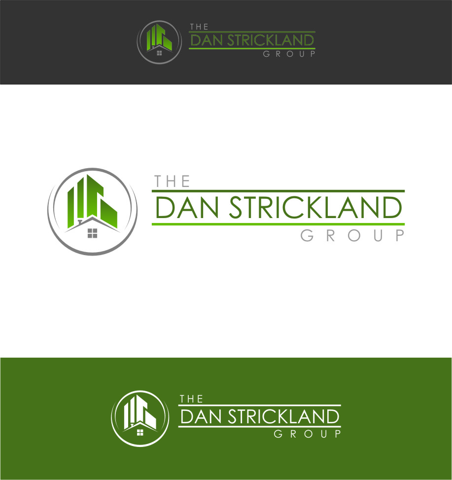 Logo Design by Ngepet_art - Entry No. 120 in the Logo Design Contest Creative Logo Design for The Dan Strickland Group.