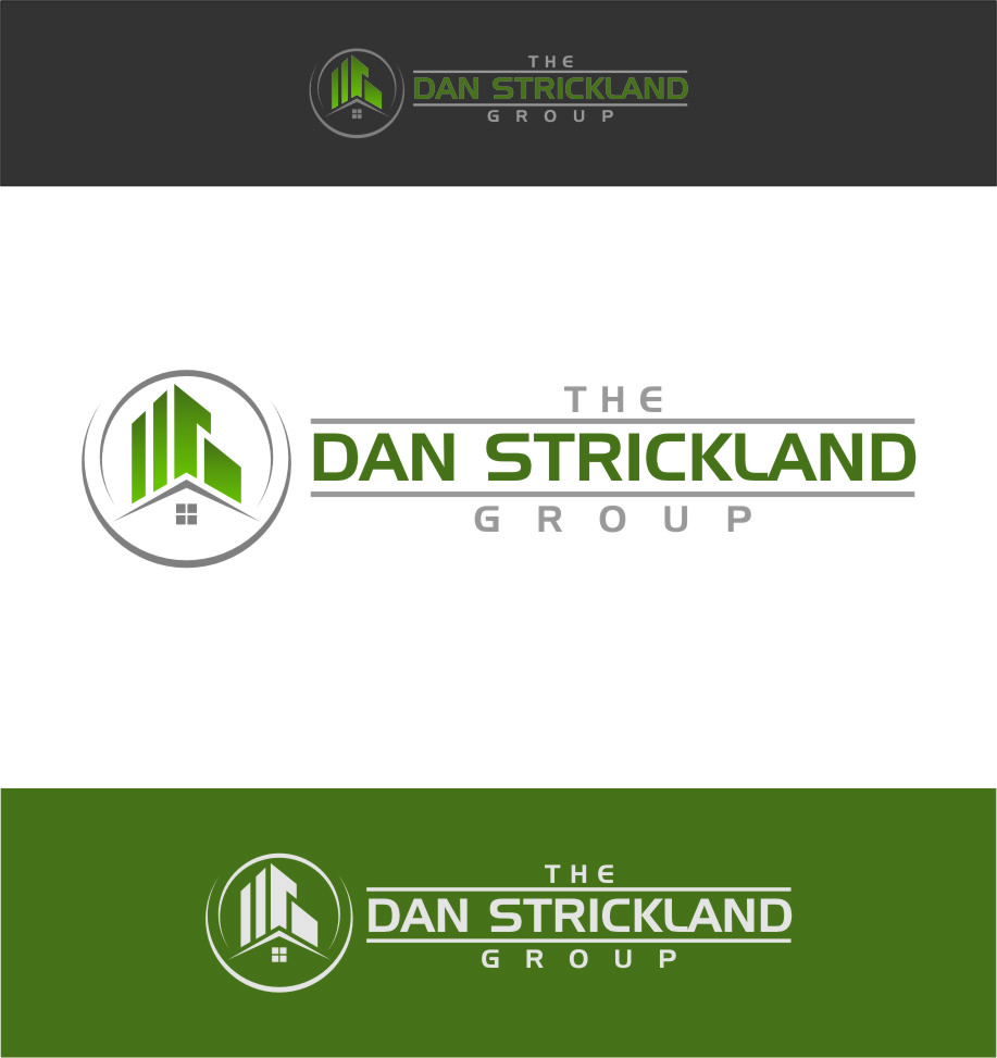 Logo Design by Ngepet_art - Entry No. 121 in the Logo Design Contest Creative Logo Design for The Dan Strickland Group.