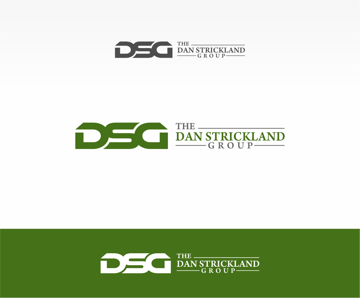 Logo Design by haidu - Entry No. 124 in the Logo Design Contest Creative Logo Design for The Dan Strickland Group.