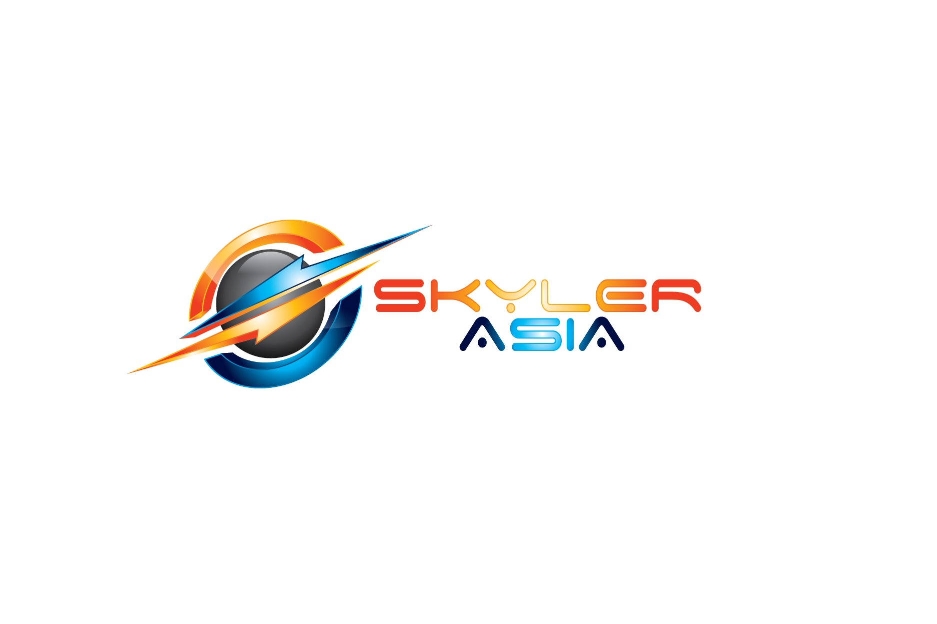 Logo Design by Private User - Entry No. 194 in the Logo Design Contest Artistic Logo Design for Skyler.Asia.