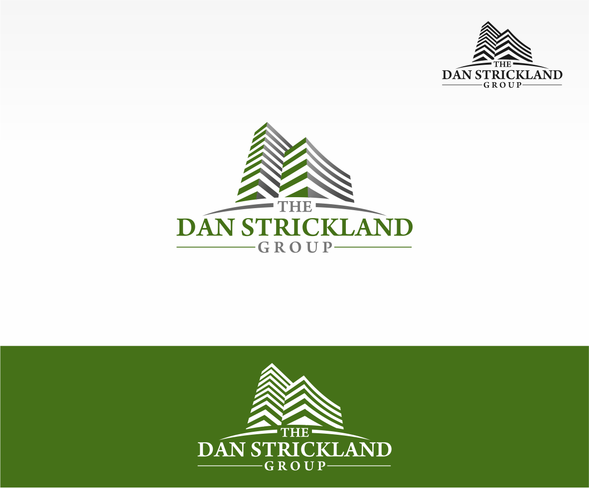 Logo Design by haidu - Entry No. 126 in the Logo Design Contest Creative Logo Design for The Dan Strickland Group.