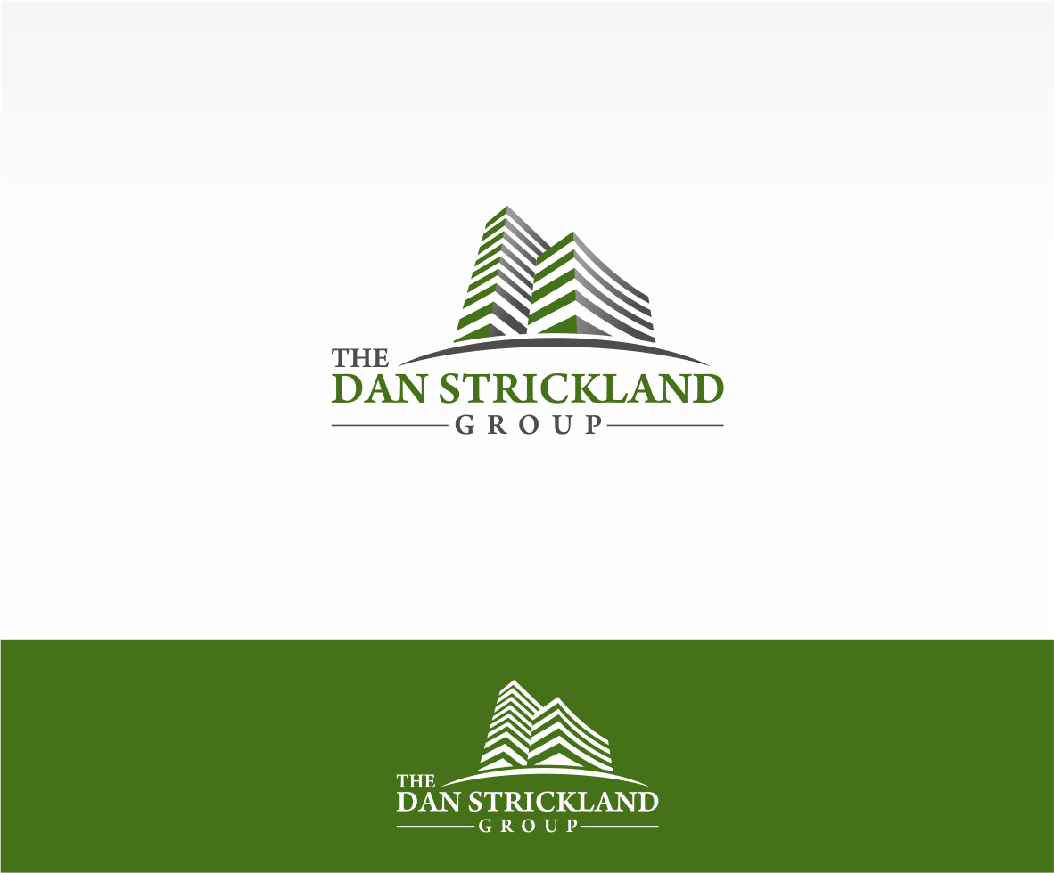 Logo Design by haidu - Entry No. 127 in the Logo Design Contest Creative Logo Design for The Dan Strickland Group.