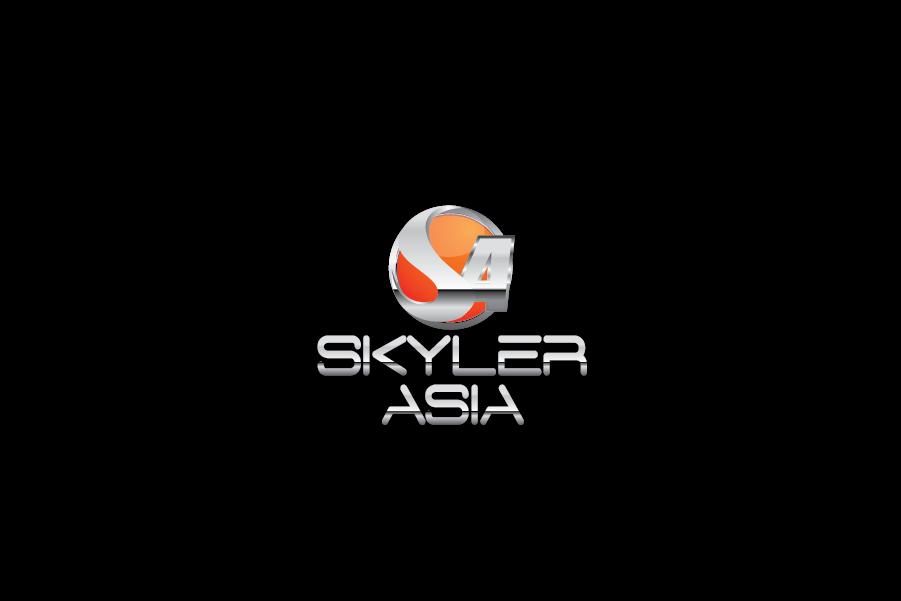 Logo Design by Private User - Entry No. 195 in the Logo Design Contest Artistic Logo Design for Skyler.Asia.