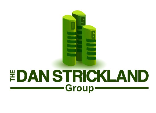 Logo Design by Ismail Adhi Wibowo - Entry No. 129 in the Logo Design Contest Creative Logo Design for The Dan Strickland Group.