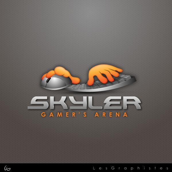 Logo Design by Les-Graphistes - Entry No. 196 in the Logo Design Contest Artistic Logo Design for Skyler.Asia.