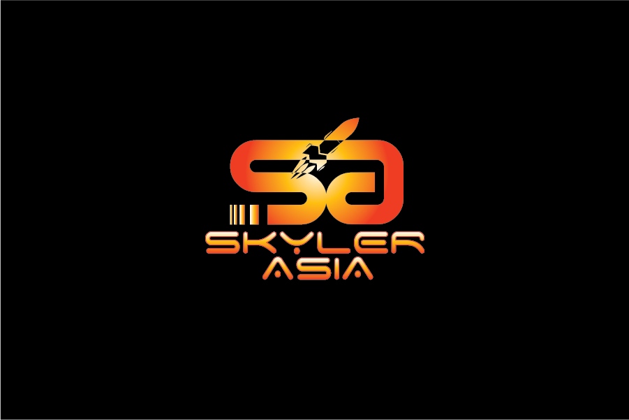 Logo Design by Private User - Entry No. 198 in the Logo Design Contest Artistic Logo Design for Skyler.Asia.