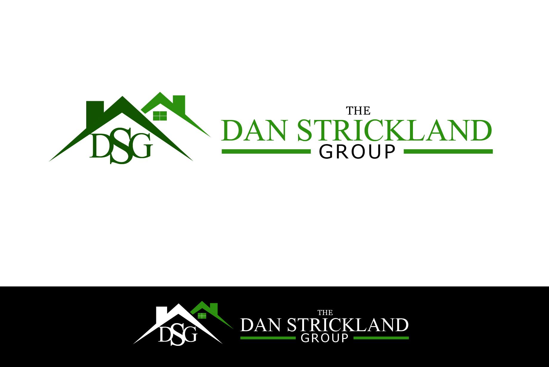 Logo Design by Jan Chua - Entry No. 135 in the Logo Design Contest Creative Logo Design for The Dan Strickland Group.