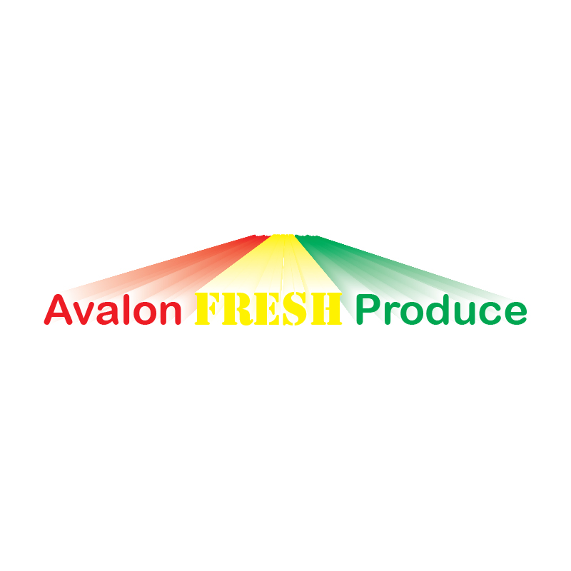 Logo Design by Adrian Bud - Entry No. 68 in the Logo Design Contest Unique Logo Design Wanted for Avalon Fresh Produce.