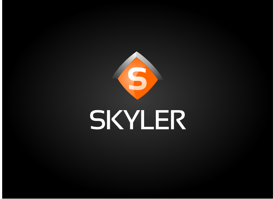 Logo Design by Tathastu Sharma - Entry No. 213 in the Logo Design Contest Artistic Logo Design for Skyler.Asia.