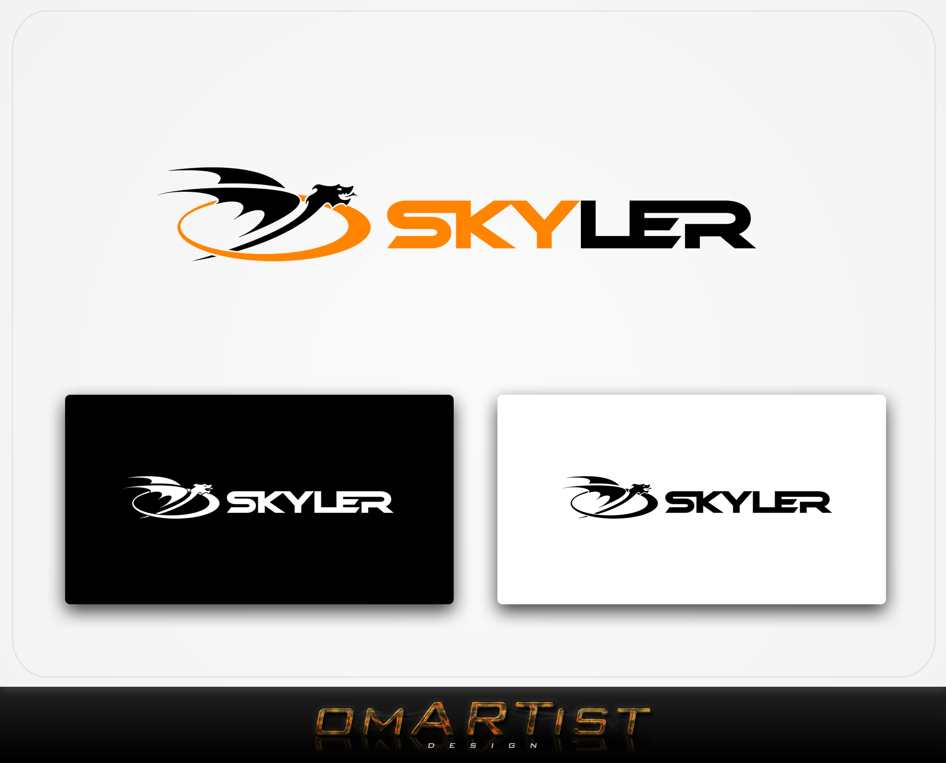 Logo Design by omARTist - Entry No. 215 in the Logo Design Contest Artistic Logo Design for Skyler.Asia.