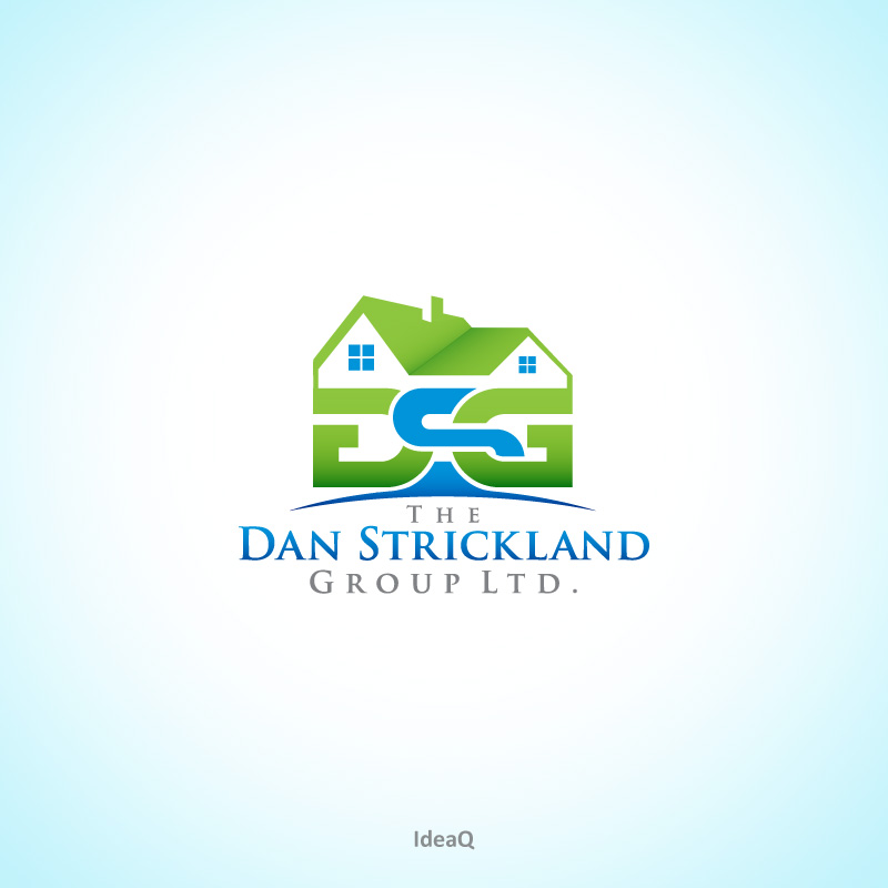 Logo Design by Private User - Entry No. 145 in the Logo Design Contest Creative Logo Design for The Dan Strickland Group.